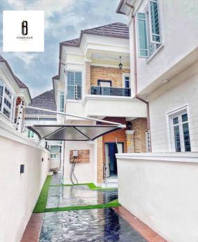 Spacious 4 Bedroom Semi Detached Duplex with a Bq, Ikota, Lekki, Lagos, Semi-detached Duplex for Sale