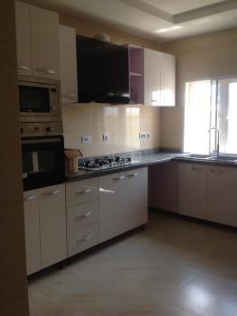 Serviced 4 Bedrooms Terraced Duplex +bq, Off Admiralty Road, Lekki Phase 1, Lekki, Lagos, Terraced Duplex for Rent