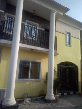 Newly Built Luxury 2 Bedroom Fully Finished and Fully Serviced Upper, Lekki Expressway, Ologolo, Lekki, Lagos, Flat / Apartment for Rent