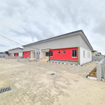 Newly Built & Tastefully Finished 3 Bedroom Semi-detached Bungalow, Oribanwa, Ibeju Lekki, Lagos, Semi-detached Bungalow for Sale