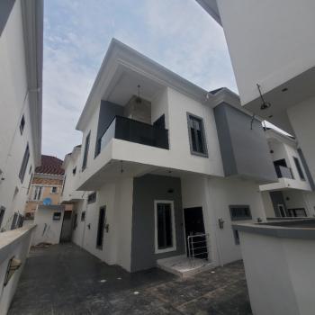 Newly Build 5 Bedroom Fully Detached Duplex with Bq, Chevy View Estate ,lekki, Lekki, Lagos, Detached Duplex for Sale