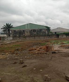 Residential Land Measuring 2,378.18sqm, Opposite Breweries, Iganmu, Lagos, Residential Land for Sale