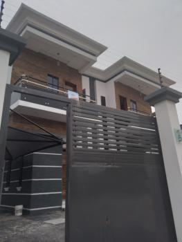 Newly Built Four Bedroom Semi Detached, Chevron, Lekki, Lagos, Semi-detached Duplex for Rent