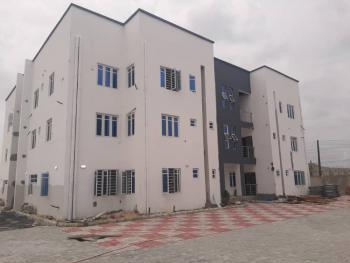 Newly Built Serviced 3 Bedroom Flat with 24 Months Payment Plan, Abraham Adesanya Roundabout, Ajah, Lagos, Flat / Apartment for Sale
