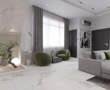 Luxury 3 Bedroom ( Off Plan), Off Whitesand Schools Road, Lekki, Lagos, Flat / Apartment for Sale