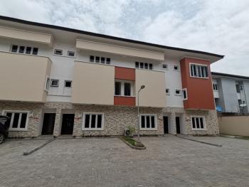 Serviced 4 Bedroom Terrace Duplex with 24hrs Light, Ikate Elegushi, Lekki, Lagos, Terraced Duplex for Rent