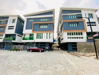 Luxury 4 Bedroom Townhome, Richmond Gate 1, Ikate Elegushi, Lekki, Lagos, Terraced Duplex for Sale