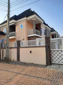 3 Units of 5 Bedrooms Duplex, Ejigbadero Estate, Egbeda, Alimosho, Lagos, Semi-detached Duplex for Sale