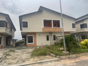 Luxury 4 Bedroom Semi Detached House with Bq, Vgc, Lekki, Lagos, Detached Duplex for Sale
