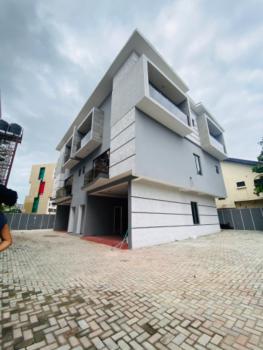 4 Bedroom Semi Detached Duplex with a Room Bq, Parkview Estate, Ikoyi, Lagos, Semi-detached Duplex for Rent