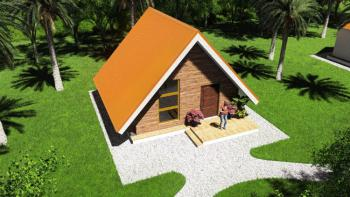 Spacious Vacation Chalet in a Resort, Along Ojerinde Road, Iware, Afijio Lga, Ibadan, Oyo, Detached Bungalow for Sale