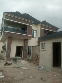 4 Bedroom Semi Detached Duplex, By Lbs, Ajah, Lagos, Semi-detached Duplex for Sale