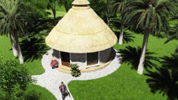 Beautiful Traditional Vacation Chalet in a Resort, Along Ojerinde Road, Iware, Afijio Lga, Ibadan, Oyo, Detached Bungalow for Sale