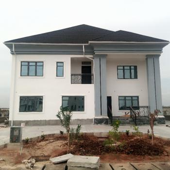 Newly Built 5 Bedrooms Oceanview Villa with Penthouse, Nicon Town Estate, Nicon Town, Lekki, Lagos, Semi-detached Duplex for Rent