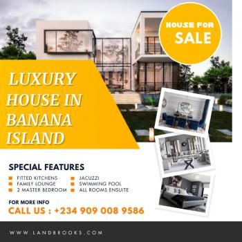5 Bedroom Luxurious Fully Detached Duplex, Foreshore Estate, Banana Island, Ikoyi, Lagos, House for Sale
