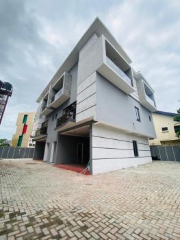 4 Bedroom Semi-detached with a Room Bq, Parkview, Ikoyi, Lagos, Semi-detached Duplex for Rent