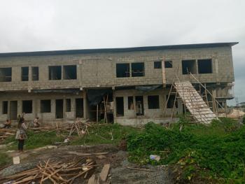 Three Bedroom Semi-detached Duplex with Bq, Beautiful Chois Estate, Abijo, Lekki, Lagos, Semi-detached Duplex for Sale