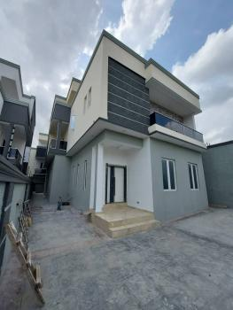 Newly Built 5 Bedroom Semi-detached Duplex with Bq, Gra Phase 2, Magodo, Lagos, Semi-detached Duplex for Sale