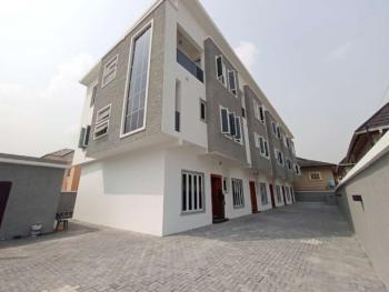 Newly Built 4 Bedrooms Terraced Duplex, Eru Ifa, Ikate, Lekki, Lagos, Terraced Duplex for Rent