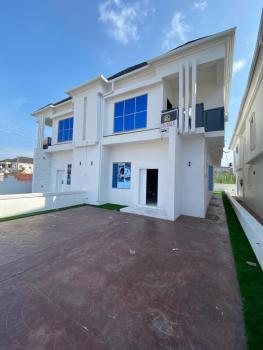 4 Bedrooms Semi Detached Duplex with Bq, Ajah, Lagos, House for Sale