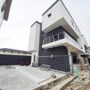 Exquisite 5 Bedroom Detached House with Bq, Ikate, Lekki, Lagos, Detached Duplex for Sale