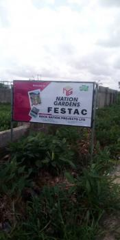 Nation Gardens Estate, 6th Avenue, Beside Early Life School, Festac, Amuwo Odofin, Lagos, Residential Land for Sale