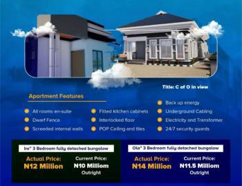 Metro Belle Apartments, Moniya, Ibadan, Oyo, Detached Bungalow for Sale