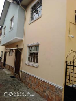 Executive 4 Bedroom Duplex with a Room Bq, Masha, Surulere, Lagos, Terraced Duplex for Rent