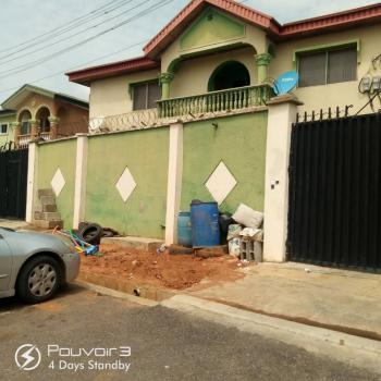 4 Units of 3 Bedroom Flats with Mini Flat Bq, Gra Phase 1, Magodo, Lagos, Block of Flats for Sale