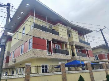 5 Bedroom Brand New Semi Detached Duplex (all Ensuite) with a Room Bq, Adeniyi Jones, Ikeja, Lagos, Semi-detached Duplex for Sale
