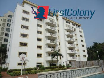 Luxury 3 Bedroom Apartment with Excellent Facilities, Off Bourdillon Road, Old Ikoyi, Ikoyi, Lagos, Flat / Apartment for Rent
