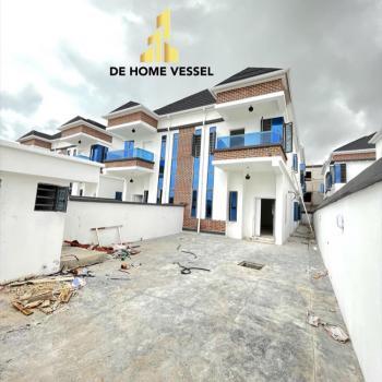 Super Spacious Decently Built 4 Bed Semi-detached Duplex with Bq, Ologolo, Lekki, Lagos, Semi-detached Duplex for Sale