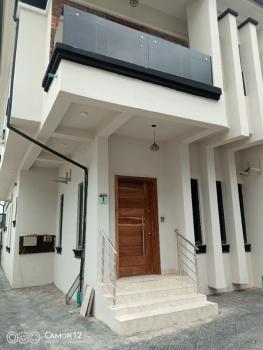 Luxury 4bedrooom Terrace Duplex, Oral Estate Extension Close to 2nd Toll Gate, Lekki Expressway, Lekki, Lagos, Terraced Duplex for Rent