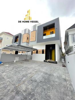Grandeur Contemporary 5 Bedroom Fully Detached Duplex, Osapa, Lekki, Lagos, Detached Duplex for Sale