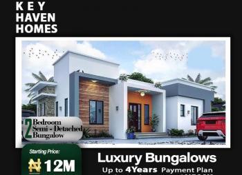 4 Years Payment Plan on 2 Bedroom Bungalows, Few Minutes Off Lekki Expressway, Bogije, Ibeju Lekki, Lagos, Semi-detached Bungalow for Sale