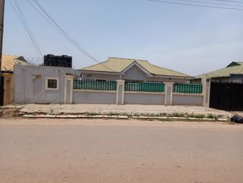 Well Located 3 Bedroom Bungalow, Efab City Estate, Life Camp, Abuja, Detached Bungalow for Sale