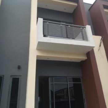 an Executive Two Bedroom Duplex, Spring Ville Estate, Opposite Blenco Shopping Mall, Sangotedo, Ajah, Lagos, Terraced Duplex for Rent