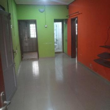 Sharp 2 Bedrooms Flat, Upstairs with Prepaid Meter, Borehole Water, Glover Street, Ebute Metta East, Yaba, Lagos, Flat / Apartment for Rent