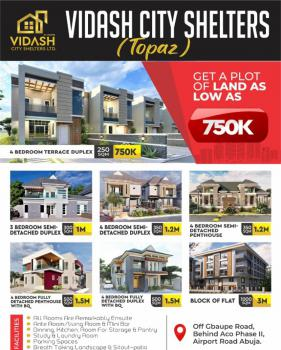 Special Promo, Behind Aco Estate Lugbe Airport Road, Lugbe District, Abuja, Residential Land for Sale