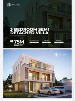 3 Bedroom Semi-detached Duplex, Abijo, Lekki, Lagos, Semi-detached Duplex for Sale