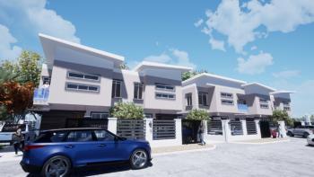 4 Bedrooms Semi-detached Duplex with Bq (solar Power), Ikota Gra, Lekki, Lagos, Semi-detached Duplex for Sale