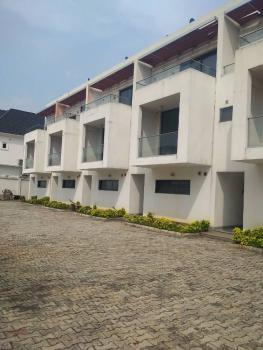 5 Units of 4 Bedroom Tastefully Built Terraces, Chevron Alternative, Ikota, Lekki, Lagos, Terraced Duplex for Sale