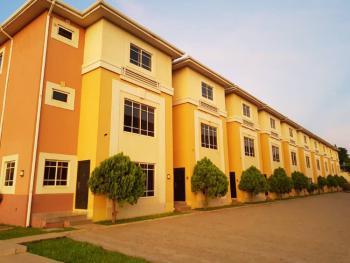 4 Bedrooms Terraced Duplex with Bq, Area 3, Garki, Abuja, Terraced Duplex for Rent