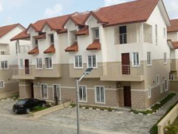 Luxurious 5 Bedrooms Detached Duplex with B/q & Library, Cooplag Estate, Lafiaji, Lekki, Lagos, Detached Duplex for Rent