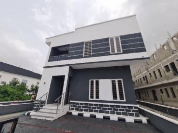 Brand New 4 Bedroom Detached Duplex with Bq in an Estate, Orchid Road, Lekki, Lagos, Detached Duplex for Sale