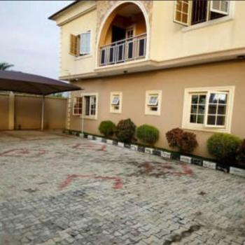 a Block of 4 Units of Spacious 3 Bedroom, Phase 1, Ogombo, Ajah, Lagos, Block of Flats for Sale