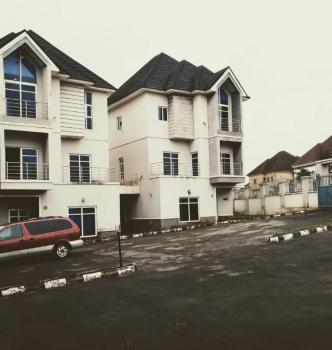 Nicely Built 4 Bedrooms Terrace, After Nizamiye Hospital, Idu Industrial, Abuja, Flat / Apartment for Rent