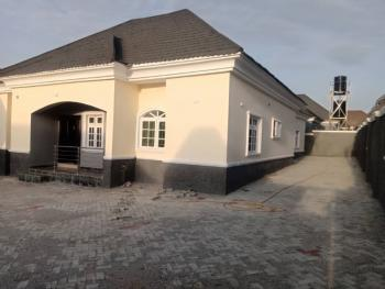 Super Finished 3 Bedrooms Detached Bungalow, 2 Rooms Bq, in an Estate, Gwarinpa, Abuja, Detached Bungalow for Sale