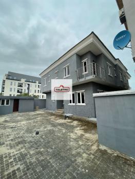 Brand New 4 Bedrooms Semi Detached Duplex with Bq, Elf, Marwa, Lekki Phase 1, Lekki, Lagos, Semi-detached Duplex for Rent