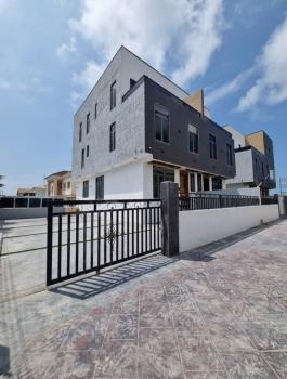 Brand New Luxury 4 Bedrooms Fully Detached Duplex with Security / Cctv, Lekki Phase 1, Lekki, Lagos, Detached Duplex for Sale
